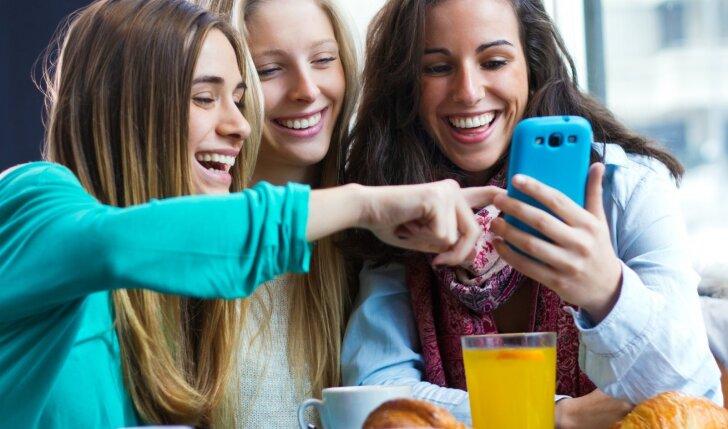 """""""Facebook"""" skelbia žinią: nuo šiol viską <span style=""""color: #ff0000;"""">ne tik</span> <em>like`insi</em> (FOTO)"""