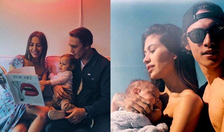 Gražiausia jauna šeimynėlė žemėje tirpdo milijonų širdis (FOTO)