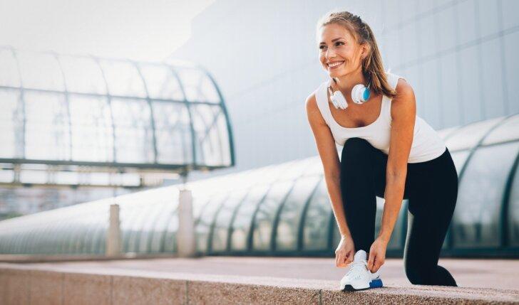 Vasaros belaukiant: 7 taisyklės pradedančioms bėgioti