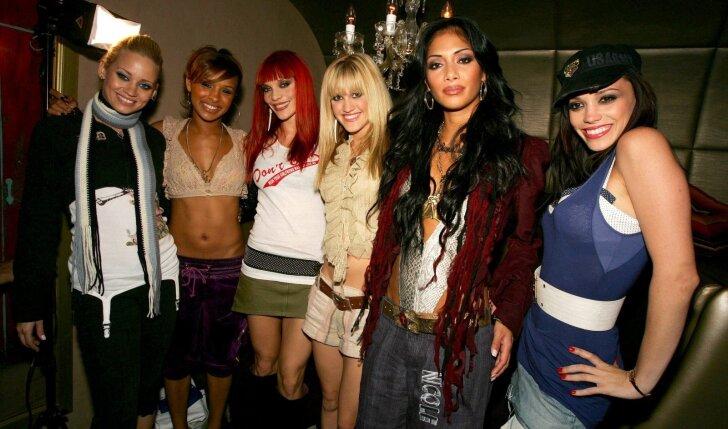 """Ouč - populiariausia XI a. pradžios merginų grupė """"Pussycat Dolls"""" atgimsta!"""