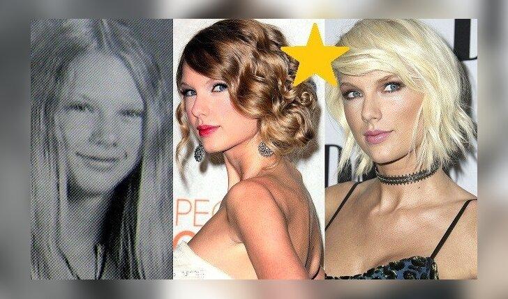 Taylor Swift kelias iki žinomumo: buvo metas, kai ji jautėsi atstumta (FOTO)