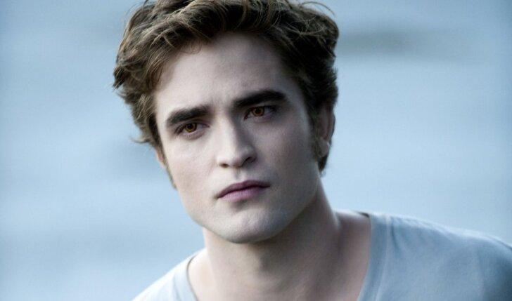 Žavesys dingo! Roberto Pattinsono naujoji šukuosena jį pradangino? (FOTO)