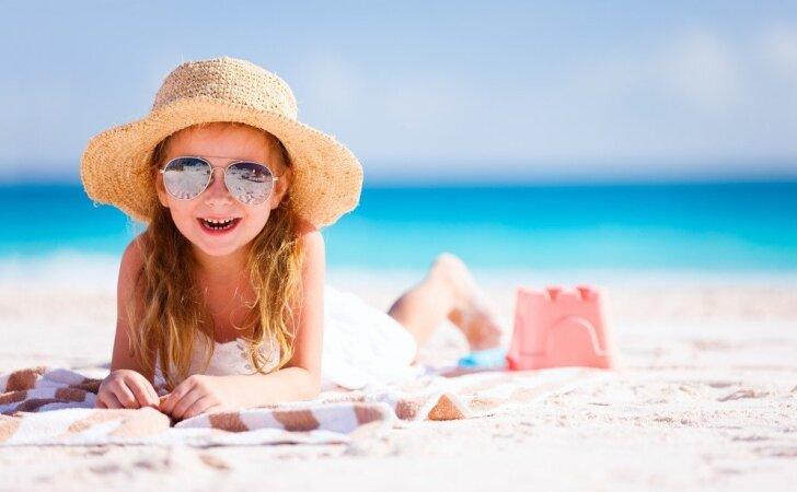 """Laimėkite losjoną nuo saulės savo vaikui <sup style=""""color: #ff0000;"""">(rezultatai)</sup>"""