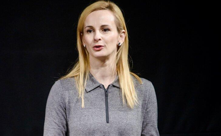 Aktorė ir režisierė Ieva Jackevičiūtė apie motinystę: reikia įsiklausyti į savo prigimtį