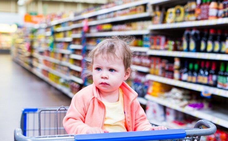 """Jei ant maisto produkto parašyta """"skirta vaikams"""", išlikite budrūs – tai gali būti spąstai"""