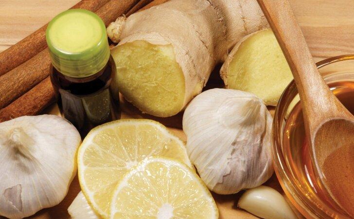 5 veiksmingi receptai nuo peršalimo