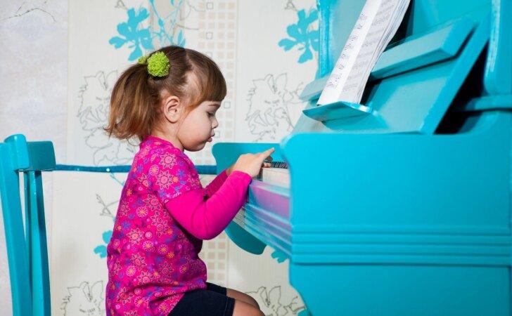 Edukologė: kaip nepražiopsoti ir lavinti vaiko gabumus