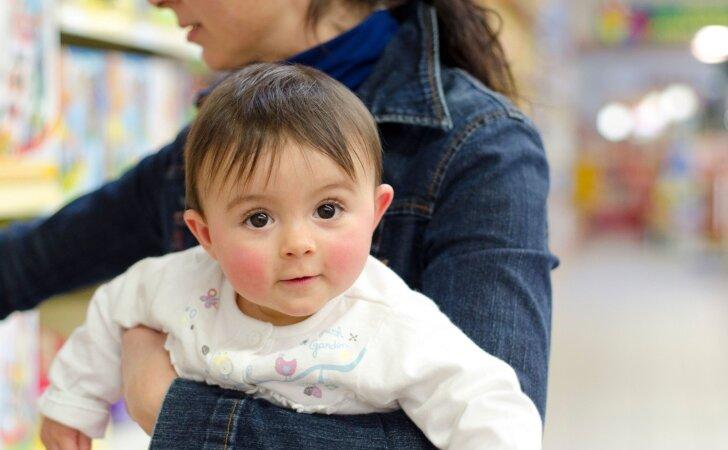 Rūtos eksperimentas: į kurį prekybos centrą mamai su vaiku geriau neužeiti