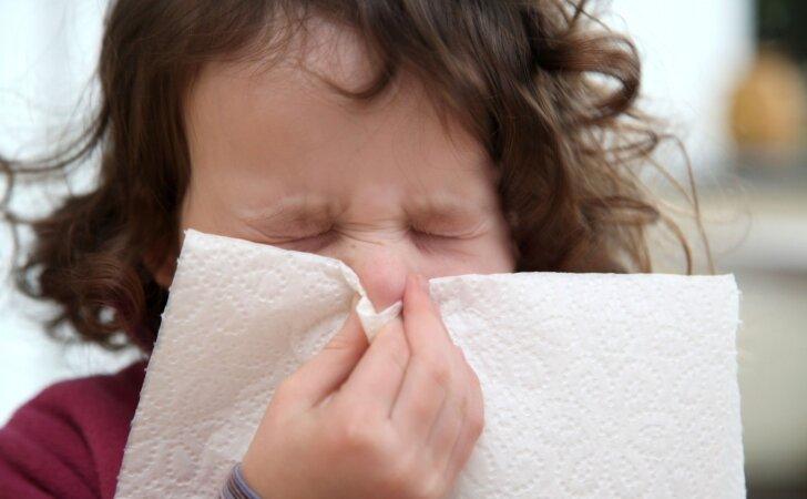 14 faktų apie gripą bei skiepus
