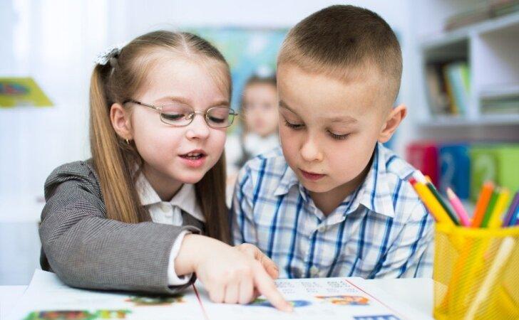 Pedagogė: kaip nepražiopsoti vaiko talentų