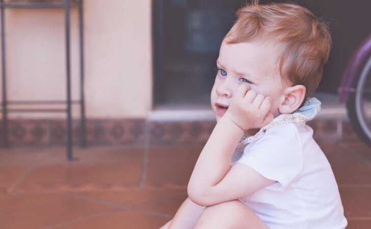 Kas nutinka su vaikais, kuriems kartais tėvai pliaukšteli?