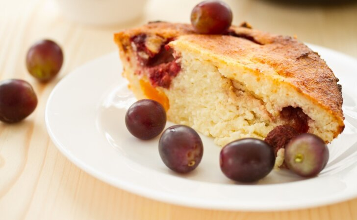 Pats skaniausias ir kvapniausias varškės pyragas