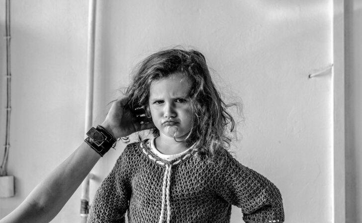 Kai vaikas pasielgia netinkamai, jokiu būdu nedarykite vienos klaidos