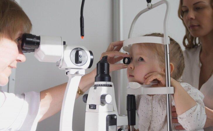 Vaikų ligoninės priėmime – darbymetis: įdiegta naujovė, kurią svarbu žinoti tėvams