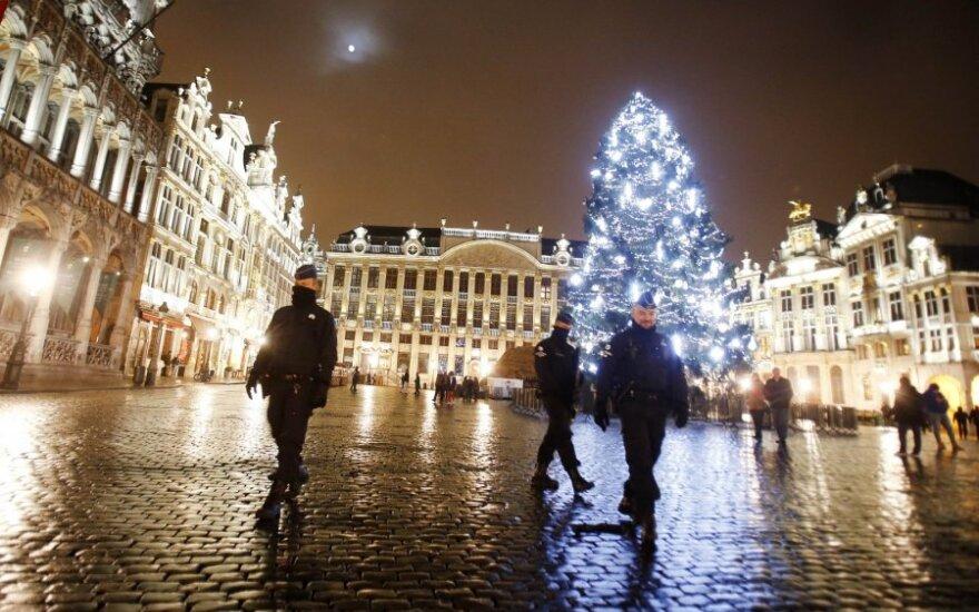 В столице Бельгии отменили празднование Нового года из-за угрозы теракта