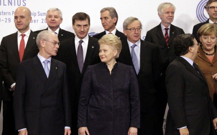 Политики: Литва ожидала от Рижского саммита большего