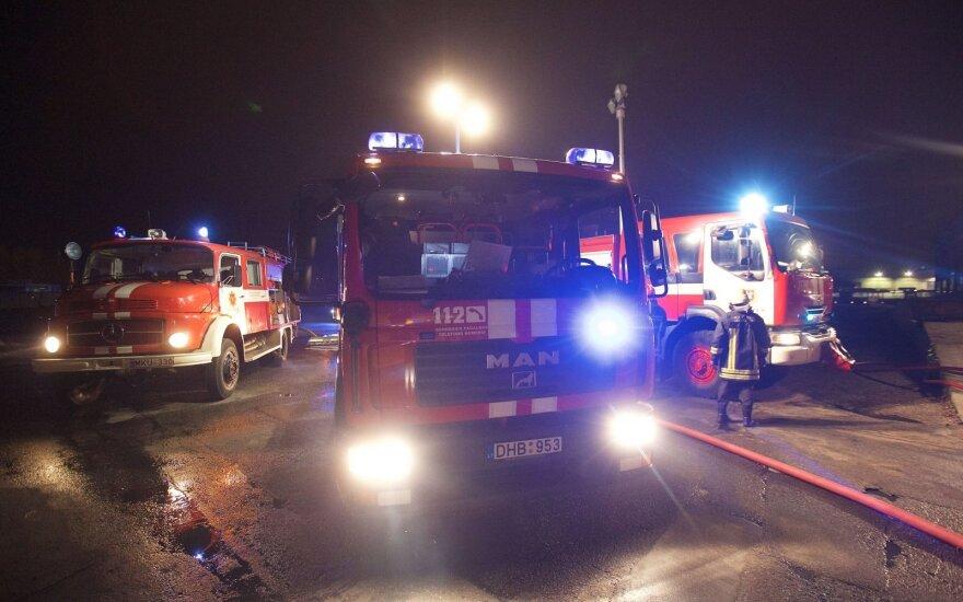 В Арёгале во время пожара погибли два человека