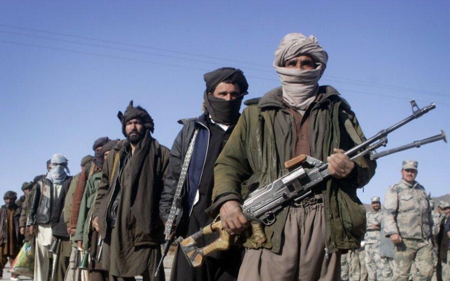 """Талибы: мы отомстим """"слабоумным американским дикарям"""""""
