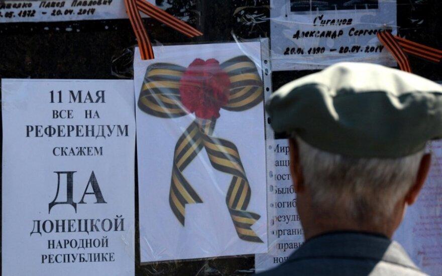 """Украина: боевики не вняли Путину, проведут """"референдум"""" 11 мая"""