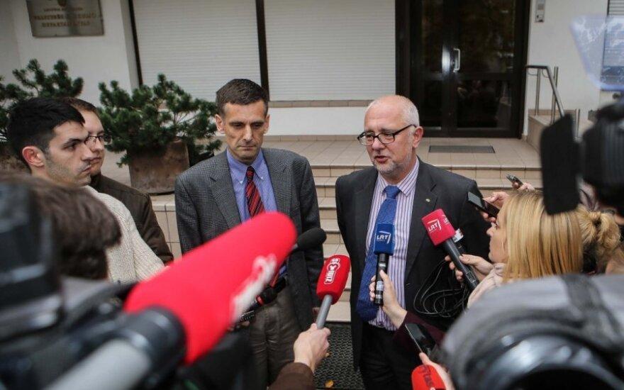 ДГБ: Россия нацелилась на литовских школьников, и это касается не только двух школ
