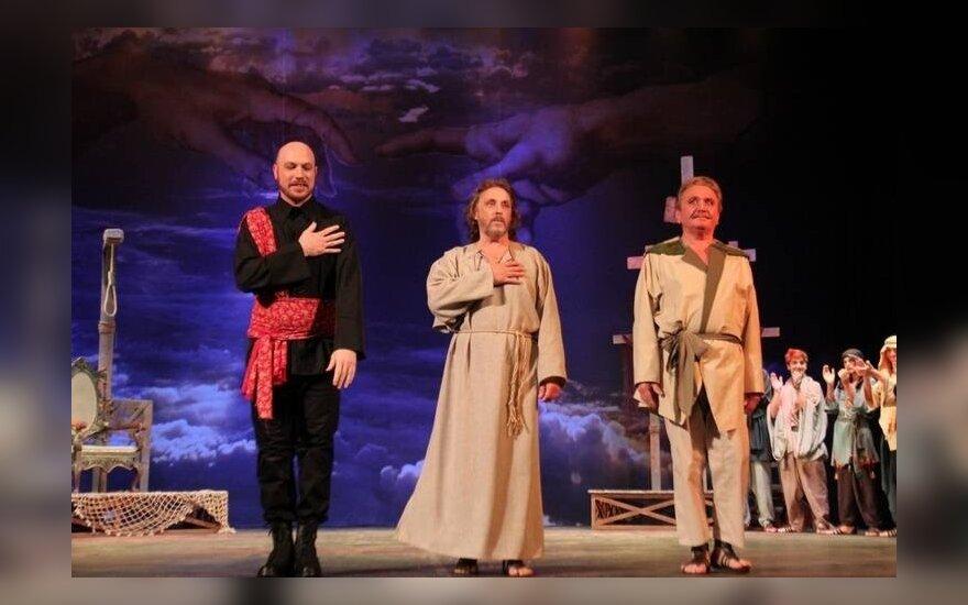 """Власти объяснили отмену оперы """"Иисус Христос - суперзвезда"""" в Омске"""