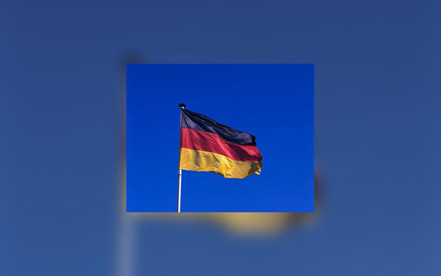 Vokietija, Vokietijos vėliava