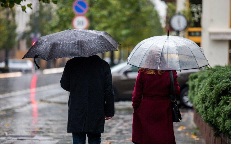 Погода на Рождество обещает быть теплой и дождливой