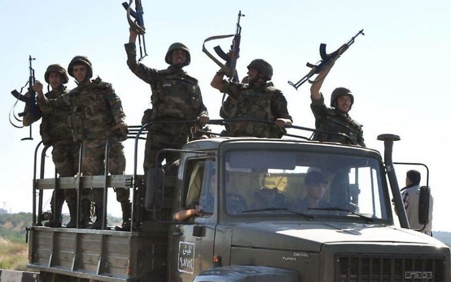 Syryjska opozycja odmówiła przekazania broni chemicznej pod kontrolę międzynarodową