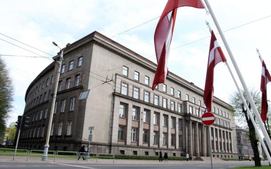 В Латвии запретят вести съемку здания правительства, ж/д мостов и спецслужб