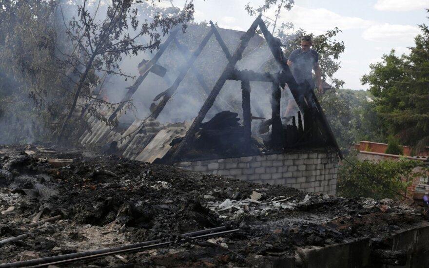 Из Донецка прибудет вторая семья с литовскими корнями