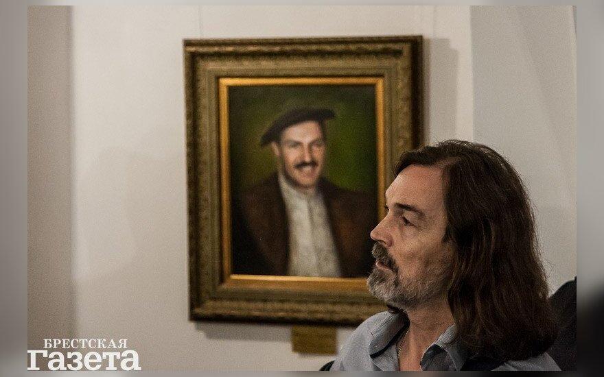 В Бресте показали Лукашенко в костюме времен Скорины