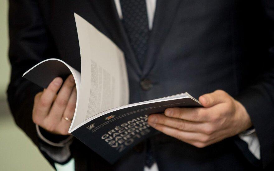 Кандидаты в президенты Литвы назвали угрозы нацбезопасности