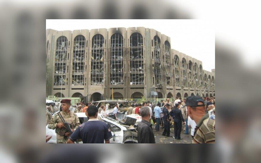 """Иракская """"Аль-Каеда"""" взяла на себя ответственность за теракт в Багдаде"""