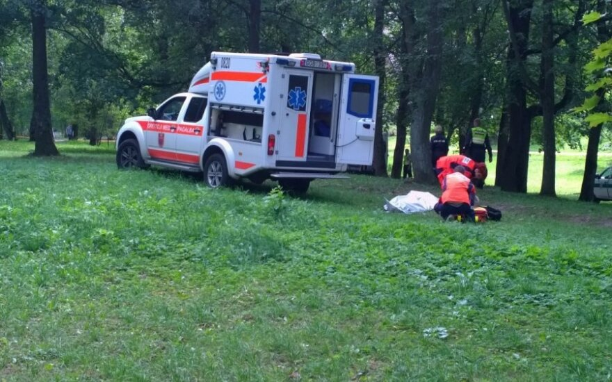 Трагедия в Вильнюсе: конфликт завершился смертью двоих человек