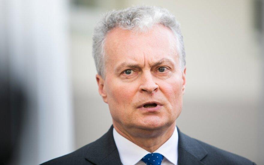 Окончательные результаты выборов в Литве: у Науседы 65,68%, у Шимоните 33,04% голосов