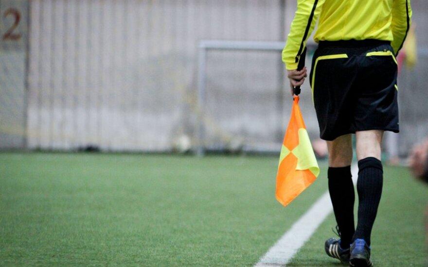 Российскому футбольному арбитру за подкуп дали 3,5 года условно
