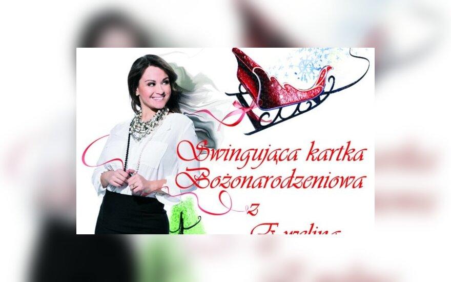 """Świąteczny koncert """"Swingująca kartka Bożonarodzeniowa z Eweliną Saszenko"""""""