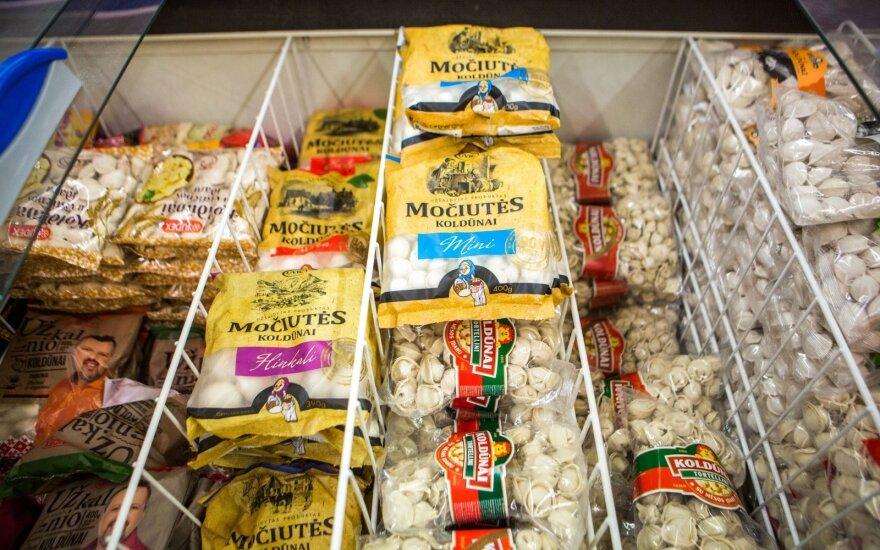 Литовским производителям разрешили ввозить в Украину замороженные продукты
