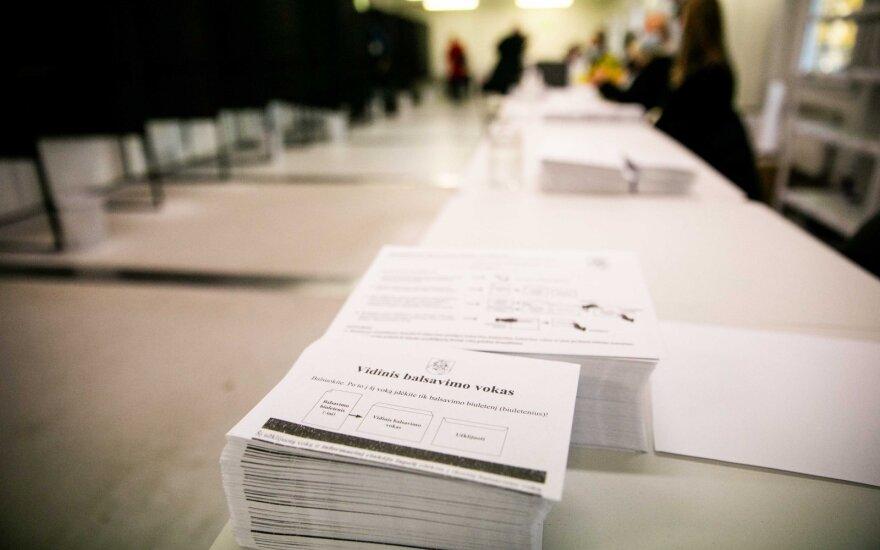 Избирательная акция поляков Литвы просит пересчитать результаты выборов