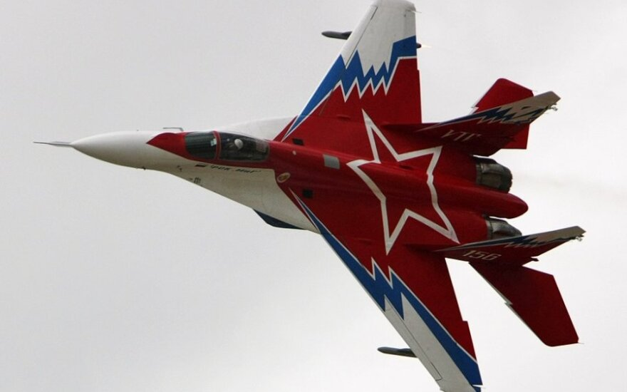 На МАКС-2011 показали истребитель РФ пятого поколения