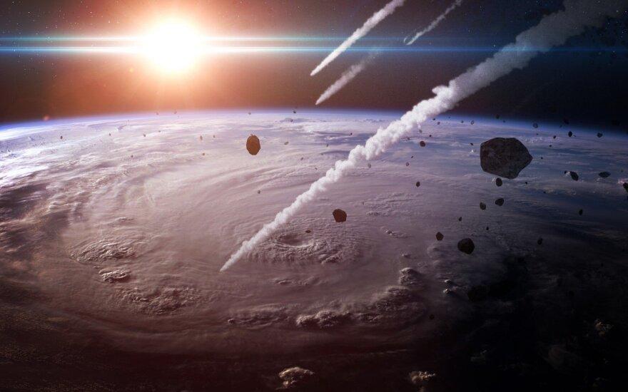 Meteoritai