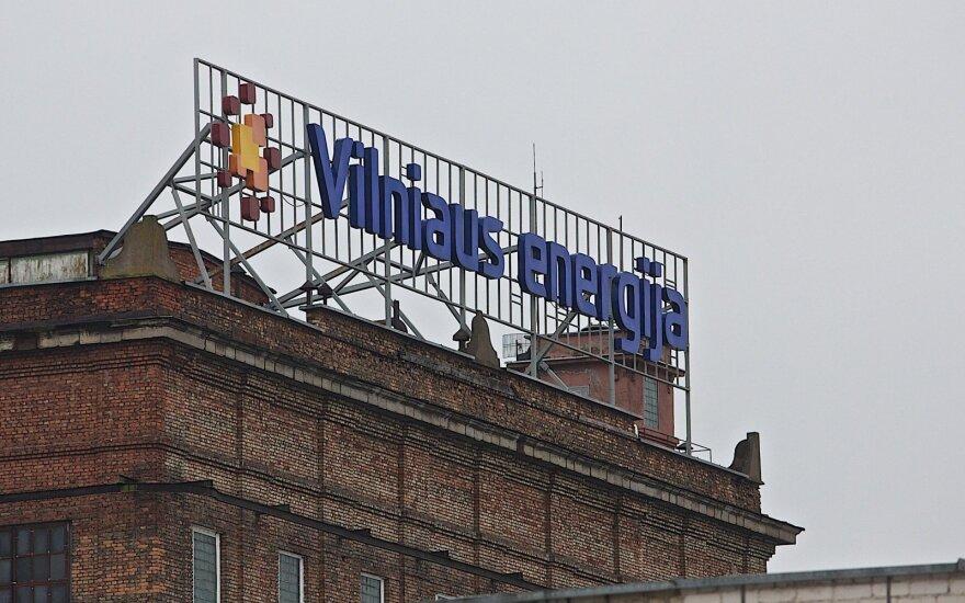 Выходное пособие в 0,5 млн. литов в Vilniaus energijа получил бывший супруг вице-министра