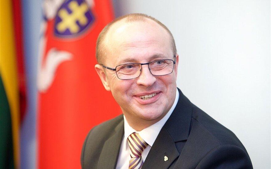 Мэр Друскининкай покинул Социал-демократическую партию