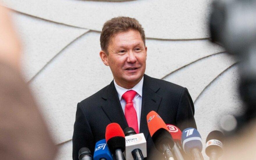 """""""Газпром"""" - за стеной молчания"""