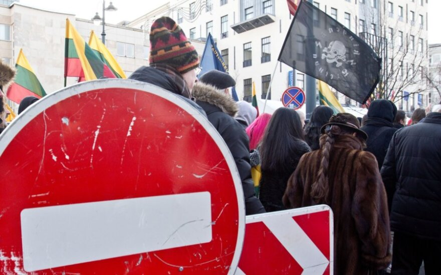 Советник президента Литвы не одобряет запреты шествий