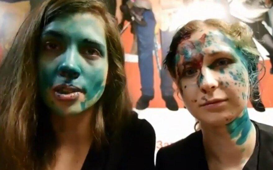 Мосгорсуд на месяц смягчил приговор Pussy Riot