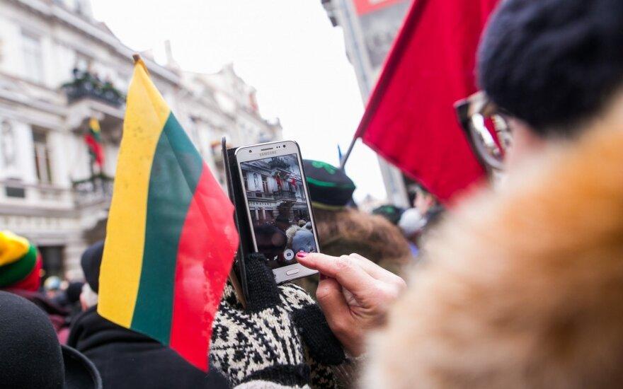 8 марта – национальный тест по истории Литвы на DELFI