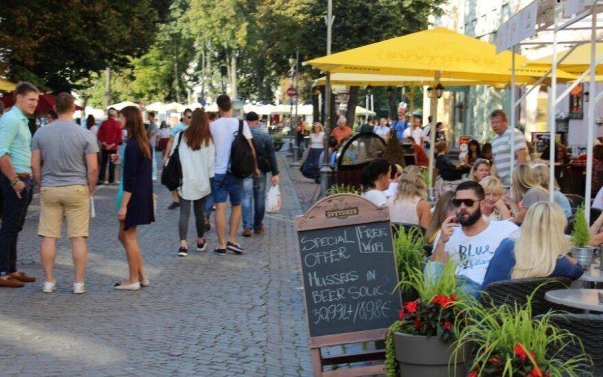 Планы: налог на проживание с туристов в Вильнюсе - с 2016 года