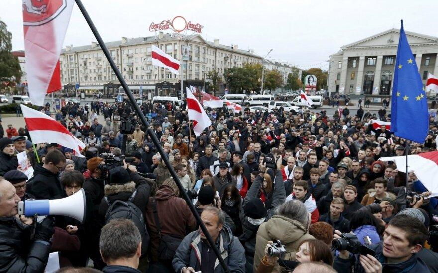 Шествие в Минске