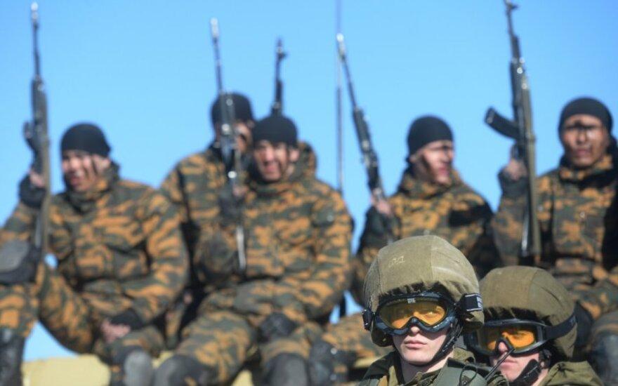 Эксперт: количество российских войск на границе с Украиной уменьшилось